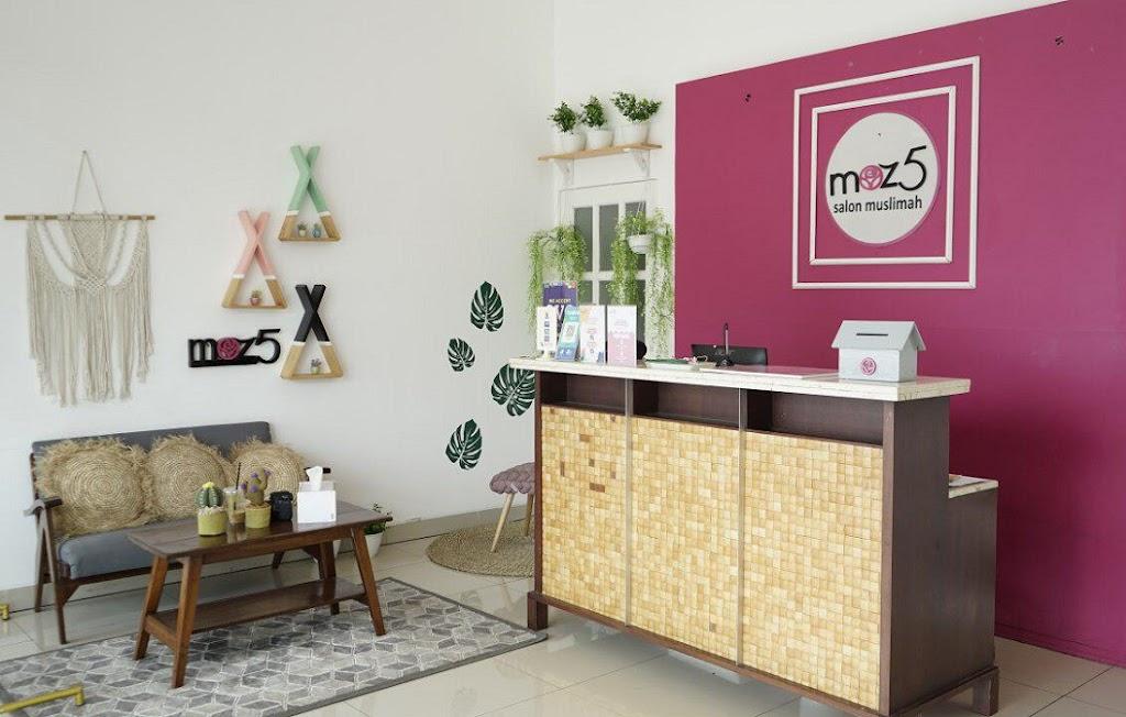 Main-Main Ke Salon Moz5 Cabang Cibubur, Yuk! Cocok Buat Habisin Me Time!